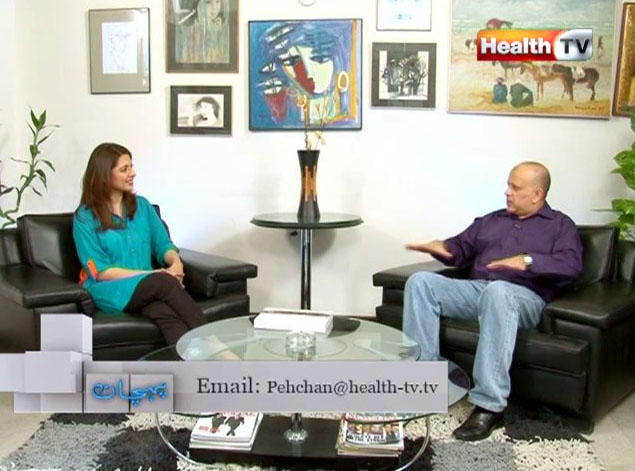 Health TV – Sidra Iqbal interviews Ahmed Kapadia
